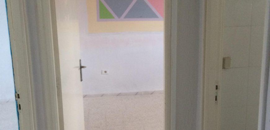 vente Appartement S2 hammam sousse