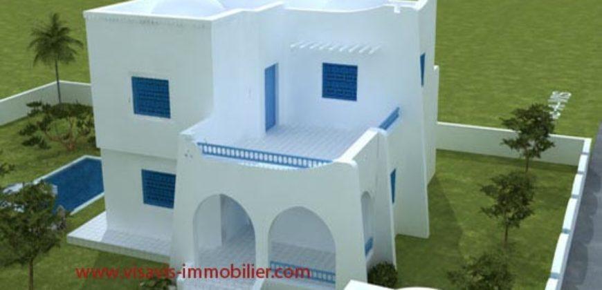PROGRAMME DE CONSTRUCTION CLÉ EN MAIN A HOUMT SOUK DJERBA