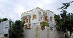 Villa SAMI – Villa haut standing à Hammamet à 100m de la plage