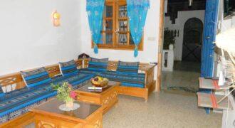 Location de vacances tout confort à Djerba, 2 chambres, à 2 minutes des plages