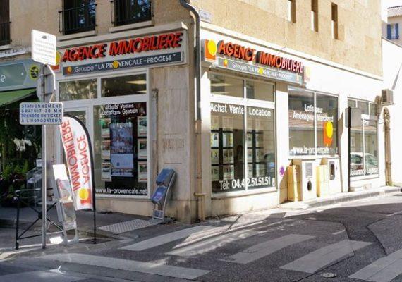 Agence immobilière La Provençale, Aix-en-Provence