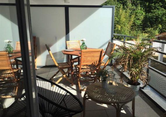 Appartement à #Anglet • 2 pièces • 43,30 m2