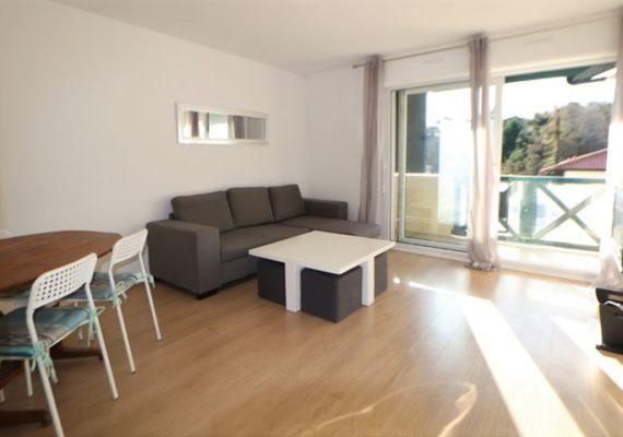 Appartement à #Anglet • 2 pièces • 43 m2