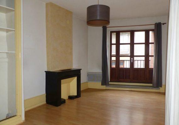 Au coeur du village de Villevocance – appartement de 70m² environ ?