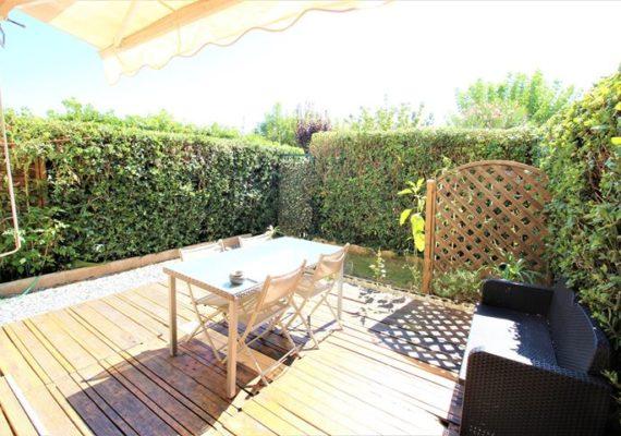 ➡️Appartement rez de jardin de 74m2 dans résidence de standing avec piscine