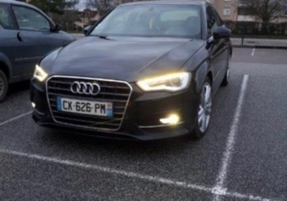 Pour lui faire réaliser son rêve d'acquérir une maison notre client cherche à vendre son Audi!!! Alors merci à vous tous pour vos Partages!!!! À très vite!!!