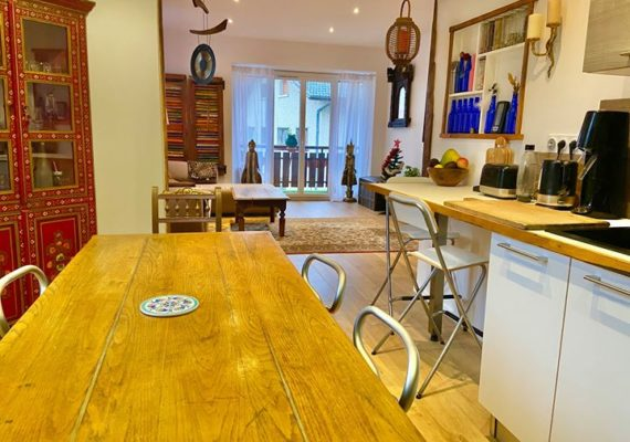 Baobab vous propose cet appartement situé à Saint-Alban-Leysse au tarif de 324 000€ (honoraires baobab de 6600€ inclus)