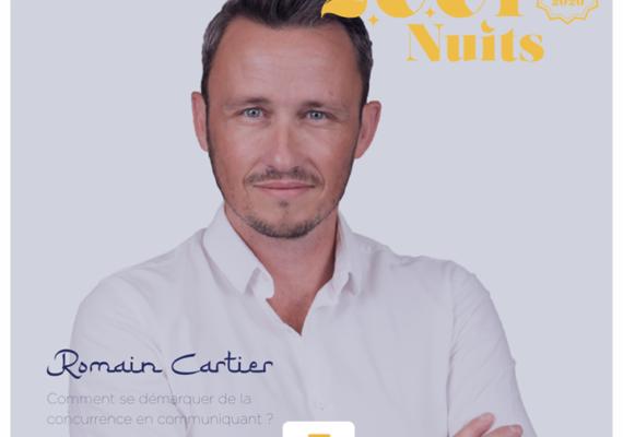 Nous avons l'immense plaisir de recevoir le coach immobilier Romain Cartier et le conférencier de renom Hervé Gougeon pour notre convention du 6 février 2020 !
