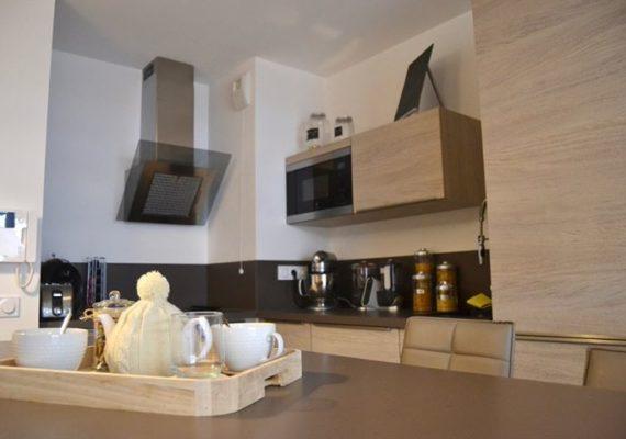 LUCCIANA – Appartement 3 pièces