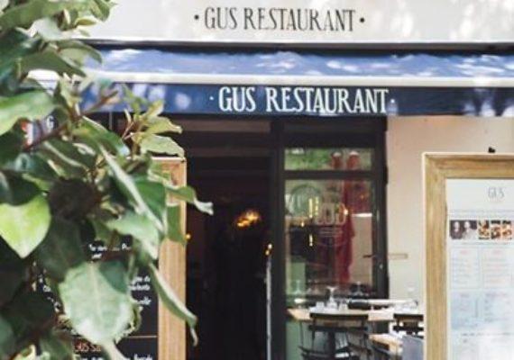 Connaissez-vous Gus restaurant ?