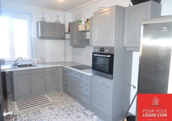Vente – Appartement Boulogne-sur-Mer – 122 850 €