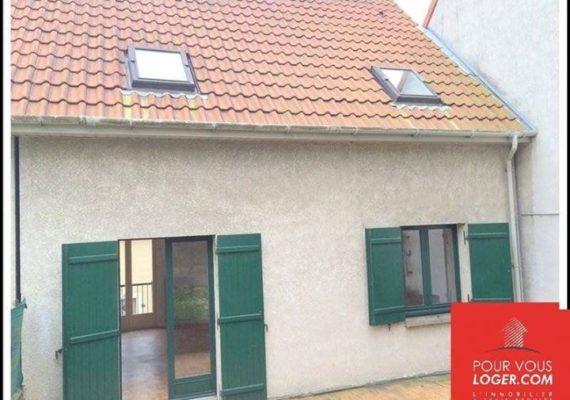 Location – Maison Boulogne-sur-Mer – 556,58 €/mois