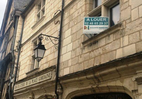 A LOUER Place Gordaine !