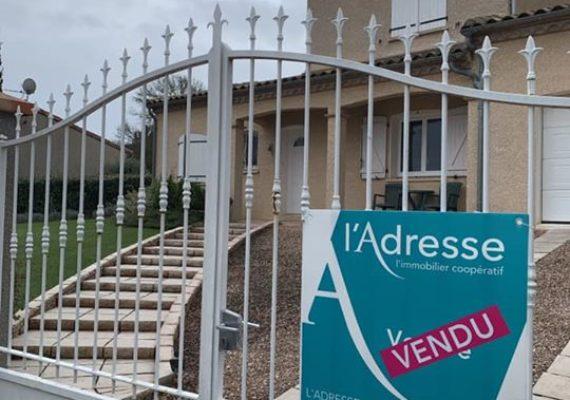 Une maison vendue ! Mais une nouvelle à vendre !
