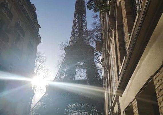 #CAPED Immobilier en week-end à Paris.