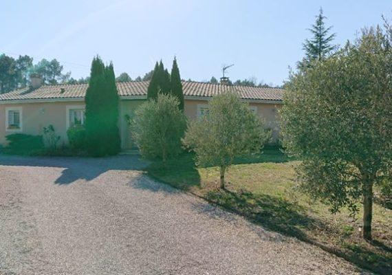 Maison à St Morillon 450 500 €