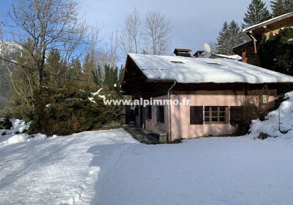 Vente – Chalet Chamonix-Mont-Blanc – 830 000 €