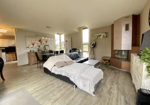 Alves Immobilier vous présente cette maison de 73 m2 de plain-pied ! ?