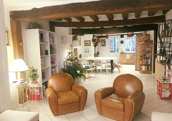 Vous cherchez à vivre en hyper centre de Chartres, dans un environnement calme ?