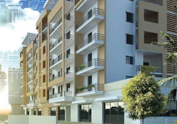 يقع مركز «المرجان» في الشارع الرئيسي لمدينة سطاوالي بالجزائر العاصمة.