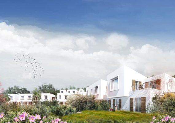 | Villas T4 duplex et T3 duplex avec jardin privatif | Résidence « l'Alivetu » | Bastelicaccia |