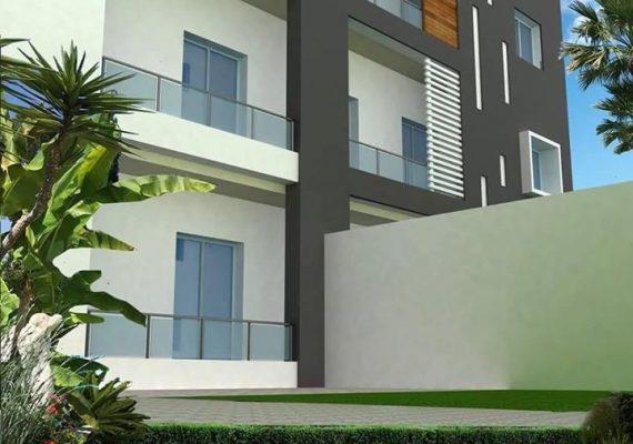, Deux appartements par palier à Sidi Hassen Chéraga un endroit tres calme et résidentiel.