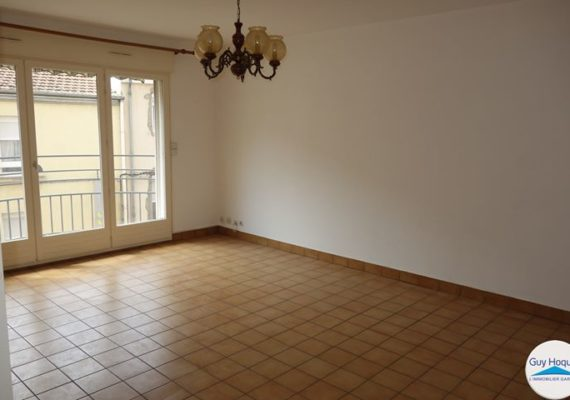 Appartement en centre ville de FEURS vendu par votre agence GUY HOQUET !