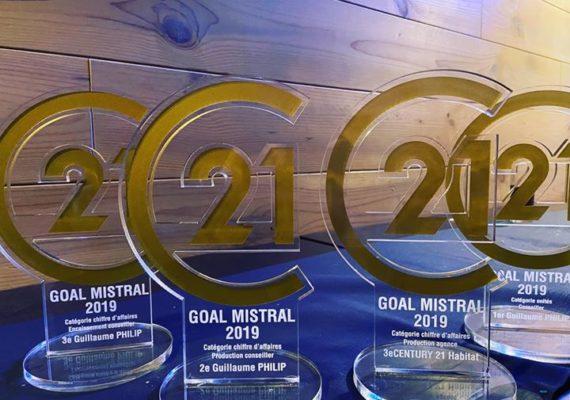 ?Magnifique performance pour l'année 2019 au Goal Mistral ! ?