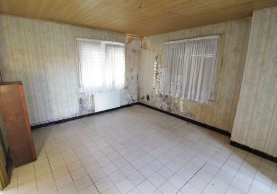 Maison semi individuelle avec jardin à vendre sur Petit Fort Philippe à 110 000 € ! Beaucoup de travaux à prévoir ! ‼️?