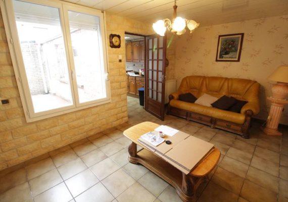 Maison à vendre sur Grand Fort Philippe de 95m² avec garage à 109 000 €, idéale pour un premier achat ou la mise en place d'un Gite !