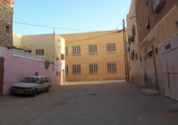 للبيع..2ديار قرب مسجد الشيخ الدبوز بسعر مغر جدااا اتصل 0558895306
