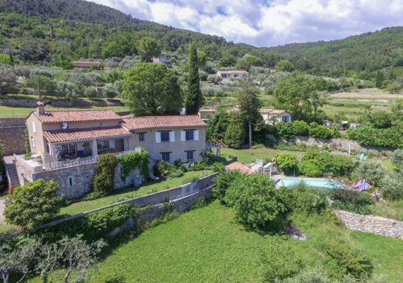 New price for this villa in SEILLANS!