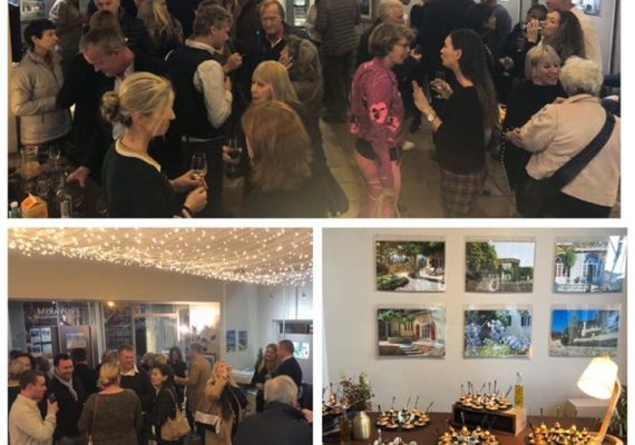 Yesterday and today our offices in Fayence and Lorgues had been transformed into wine bars! Many thanks to all vendors, clients and business contacts who had joined us to toast to the new year! Cheers to 2020!