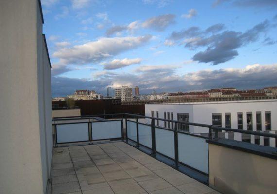 Nouveauté ! T3 Terrasse lyon 7 à coté de la Gare Jean Macé