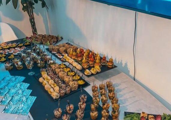 Merci au traiteur MONTGRAND à Marguerittes pour ce merveilleux buffet ???