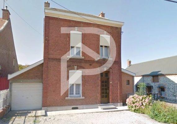 ? A Rousies, cette maison individuelle attend sa nouvelle famille ?