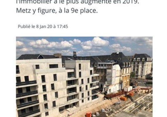 ✍? Publication Lorraine Actu du 08/01/2020