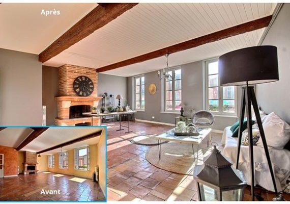 Avec le contrat Nestenn, vous bénéficierez de notre savoir faire en Home-Staging ? et vendre votre bien plus rapidement.??