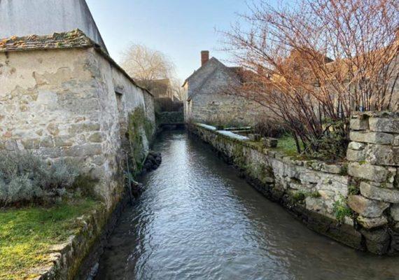 Flagy , un petit village rempli de charme …? même en plein hiver ❄️