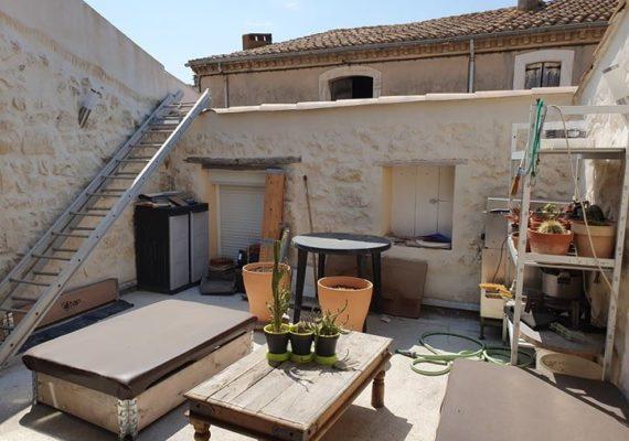 Maison avec terrasse ! 108 000€ FAI