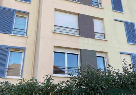 Appart F3 ATHIS MONS 67m², 35 m2 de terrasse et jardin, Parking avec wallbox, Prix 270000 euros Honoraire Agence Charge Vendeurs Réf.: 504