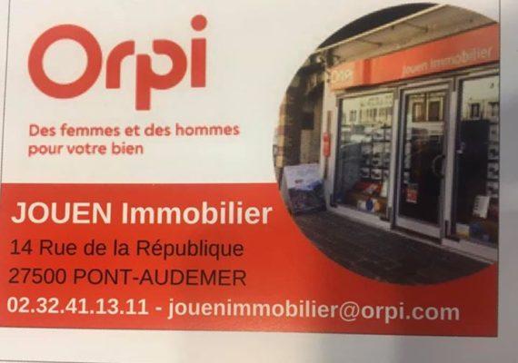 ⭕️ Notre agence est partenaire du CAPA FOOT de Pont-Audemer :