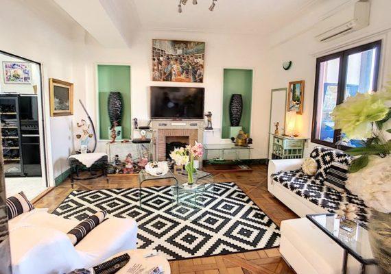 Peut être le plus bel appartement de Ciboure…..