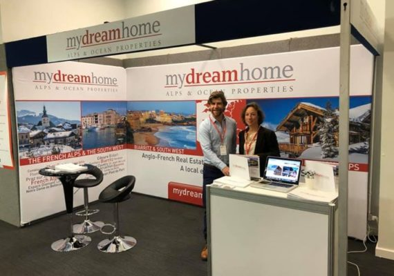 My Dream Home is at The French Property Exhibition