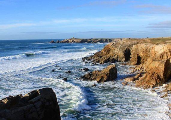La côte sauvage comme on l'aime ??