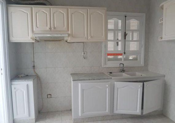 ⛔⛔⛔⛔⛔🚫🚫🚫🚫Votre Agence Immobilière Amen met en vente un magnifique appartement S+2 récemment construit d'une superficie totale de 90 m2 à Ta7rir el3ouloui situé en 4ème étage pour un prix de 135 Milles dinars.⛔⛔⛔⛔🚫🚫🚫⛔⛔⛔🏘️🏘️🏘️