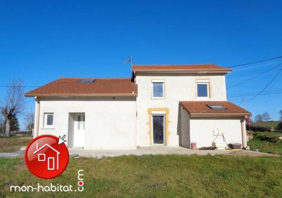 On débute la semaine avec une belle #exclu ? située sur la commune de Villers, dénichée pour vous par Antoine Mattei, une maison ancienne rénovée de 115m2 au prix de 129 000 €.