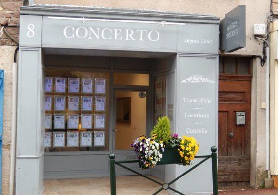 L'agence immobilière CONCERTO fête ses 30 ans !