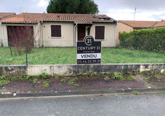 CVendu !!! Maison de plain pieds… Quartier du fief…