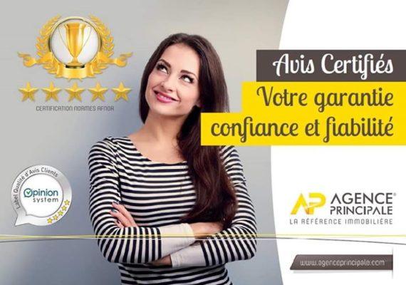 ◾ Choisir une bonne agence immobilière, c'est choisir avant tout la confiance et la satisfaction.